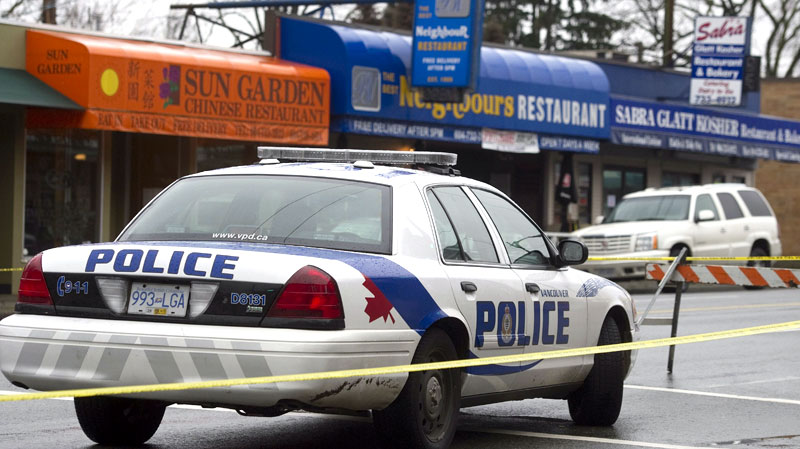 December 12th Shooting in Vancouver