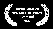 New Asia Festival